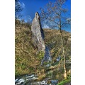 Peak District Derbyshire Staffordshire Dovedale Ilam Rock