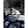 tarr steps river barle exmoor somerset archaeology