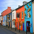 This is Dingle Co. Kerry Ireland, great craic...