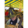 upstate newyork road lafayette apple festival witch hat