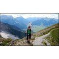 mountains hiking alps panorama landscape littledaisy nature