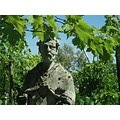 I met this friar in my way. He offered me some wine!  -Torcello, Venice-