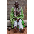 OLD GAMBIAN MAN