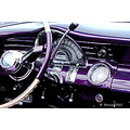 cars dashboard 1956 pontiac star chief convertable