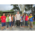 Christmas orphanage children kundasang landscape