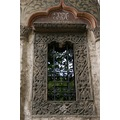 window architecture stonecarving