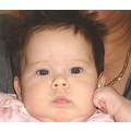 ADRIANA, my granddaughter is getting older and older...she is now 3 months old !!!! . (foto recei...