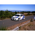 Madeira island Portugal rally race cars 2006 white