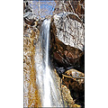 fall Khorasan water rock waterfall landscape