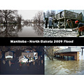 manitoba northdakota redriver flood 2009