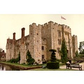 Hever Castle * Kent UK  Built in the 13th Century and converted to a  Tudor House c.1505.- The...