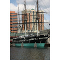 ship USS Constellation Baltimore Inner Harbor