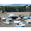 tenby harbour boats