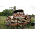 old car Chevrolet rust paddock permission perth littleollie