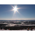 The most beautiful winterday at Levi, -29 degrees..