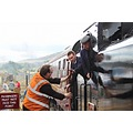 wales blaenafon railway trains people