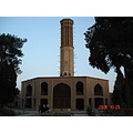 Iran Yazd The garden of Dulatabad