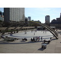 At 5:54pm.Nathan Phillip Square-Toronto,Ont.,On Friday,May 3,2013