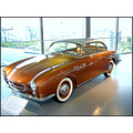 AutoStadt car vw porsche brown bronze coupe museum rare