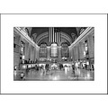 Grand Central Train Station New York BW Califfoto Canon 30D Multiple Exposure