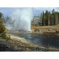 Yellowstone River Geyser