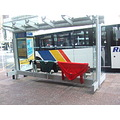 You might not believe me but it's what I've seen at the bus stop on Queen Street, Auckland. Someb...