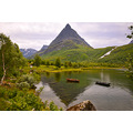 norway innerdaltower mountain landscape reflectionthursday