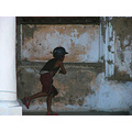 Cuba Habana child baseball people
