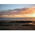 sunrise wales holiday scenic beach landscape morning lovely