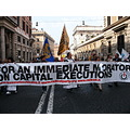 For an immediate moratorium on capital executions. Stop the Death Penalty!