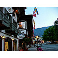 leavenworth street washington night
