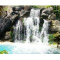 hawaii park waterfall water