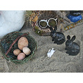 shop shopfph gift gifts rabbit rabbits basket baskets egg eggs spring