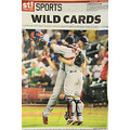 stlouis missouri usa baseball cardinals wild card playoffs 092811 2011