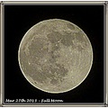 march 27th 2013 full moon