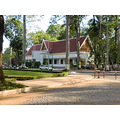 This is the weekendhouse for the king of cambodia when he visit Siem Rep. No luxury and not speci...