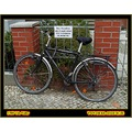 Udo Wolter UWP Berlin fail fun fahrrad verboten bicycle forbidden rebel