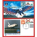 Stamps space shuttle