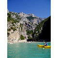 gorge du verdon provence france canoe sports