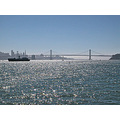 summer view sanfrancisco bay bridge oakportfph ship bayareaviewfph