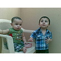 Umer with Yousuf