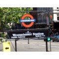 london Westminster Under Ground Station