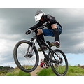 mtb mountainbike bike mountainbiker boy nofooter jump