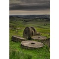 Peak District Derbyshire Millstone Stanage