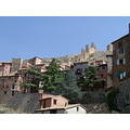 Albarracin Teruel Spain Verano Summer
