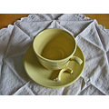 brokenfriday yellowfph teacup broken ceramics