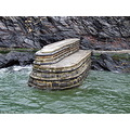Boscastle Harbour Cornwall England Outer Harbour Break Water Rob Hickey 2011
