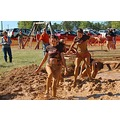 The Goodwill Mud Run is a 3.5-mile obstacle course designed in Marine Corps boot camp tradition. ...