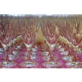 wedding glasses pattern