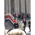 HM The Queen thanksgving service st Pauls cathedral london england 2006